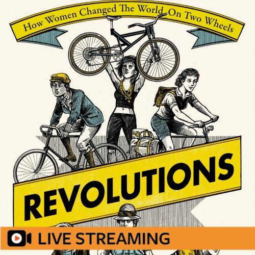21. Hannah Ross: Revolutions – LIVE-STREAMED